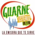 Logo da emissora Radio Guarne 88.1 FM