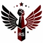 Logo da emissora Rádio Strong