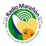 Logo da emissora Radio Marañon 96.1 FM 580 AM