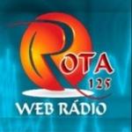 Logo da emissora Rádio Rota 125