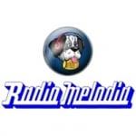 Logo da emissora Radio Melodia 104.3 FM