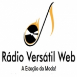 Logo da emissora Rádio Versátil Web
