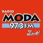 Logo da emissora Radio Moda 97.3 FM