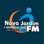 Logo da emissora Nova Jardim Fm