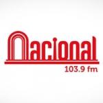 Logo da emissora Radio Nacional 103.9 FM 850 AM