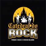 Logo da emissora Rádio Catedral do Rock