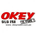Logo da emissora Radio Okey Radio 91.9 FM