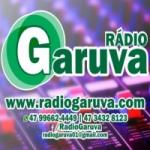 Logo da emissora Rádio Garuva