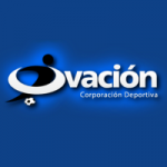 Logo da emissora Radio Ovación 620 AM