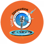 Logo da emissora Radio La Voz de Don Matías 95.4 FM