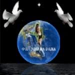 Logo da emissora Rádio Mundo da Dama