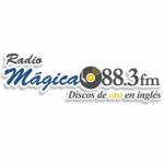 Logo da emissora Radio Mágica 88.3 FM