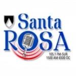 Logo da emissora Radio Santa Rosa 105.1 FM 1500 AM
