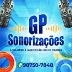 Logo da emissora Rádio GP Sonorizações