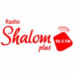 Logo da emissora Radio Shalom 96.5 FM