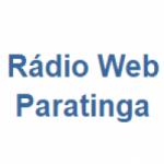 Logo da emissora Rádio Web Paratinga