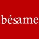Logo da emissora Radio Bésame 100.7 FM