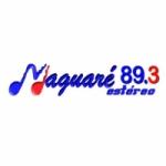 Logo da emissora Radio Maguaré 89.3 FM