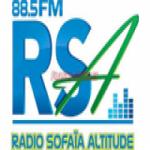 Logo da emissora Radio Sofaia Altitude 88.5 FM