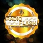 Logo da emissora Rádio Flash