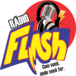 Logo da emissora Web Rádio Flash