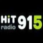 Logo da emissora Hit Radio 91.5 FM