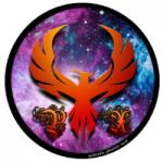 Logo da emissora Web Rádio Phoeniix