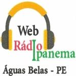 Logo da emissora Rádio Ipanema