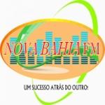 Logo da emissora Rádio Nova Bahia FM