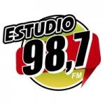 Logo da emissora Rádio Estudio Fm