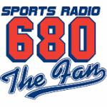 Logo da emissora Radio WCNN 680 AM 93.7 FM