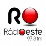 Logo da emissora Radioeste 97.8 FM