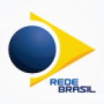 Logo da emissora Rede Brasil 98.9 FM