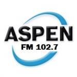 Logo da emissora Radio Aspen 102.7 FM
