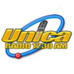 Logo da emissora Radio Unica 1230 AM