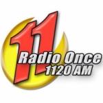Logo da emissora Radio Once 1120 AM