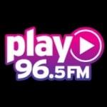 Logo da emissora Radio Play 96.5 FM