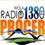 Logo da emissora Radio Prócer 1380 AM