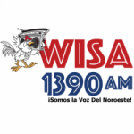 Logo da emissora Radio WISA 1390 AM