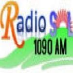 Logo da emissora Radio Sol 1090 AM