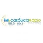 Logo da emissora Católica Radio 88.9 FM