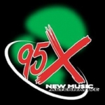 Logo da emissora Radio 95X Online
