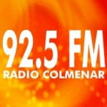 Logo da emissora Radio Colmenar 92.5 FM