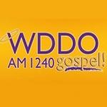 Logo da emissora Radio WDDO 1240 AM