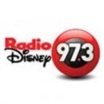 Logo da emissora Radio Disney 97.3 FM
