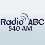 Logo da emissora Radio ABC 540 AM