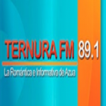 Logo da emissora Radio Ternura 89.1 FM
