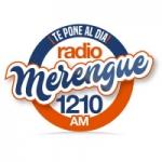 Logo da emissora Radio Merengue 1210 AM
