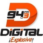 Logo da emissora Radio Digital 94.3 FM
