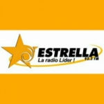 Logo da emissora Radio Estrella 92.3 FM